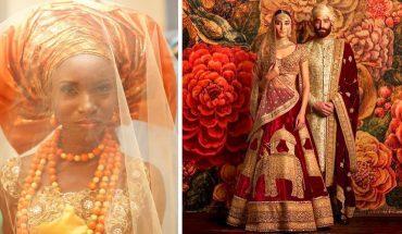 Tradicionális menyasszonyi ruhák