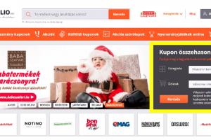 KUPLIO.hu kupon weboldal